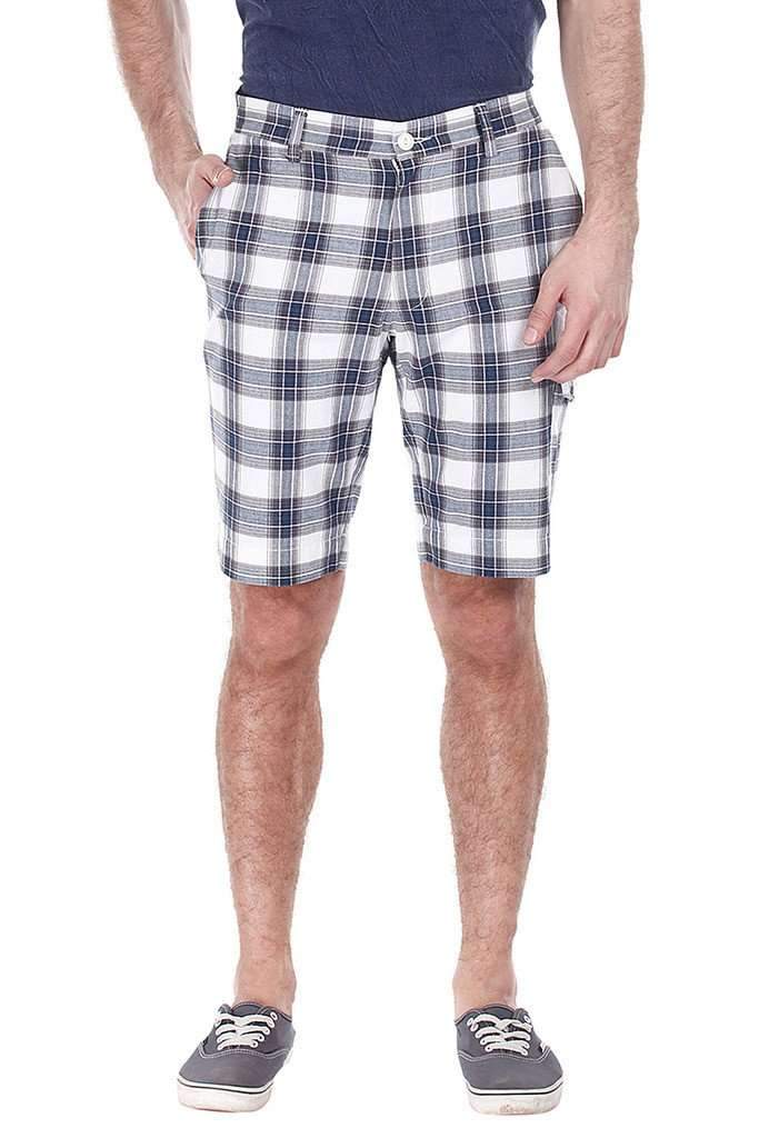 Yarn Dye Plaid Soft Wash Shorts