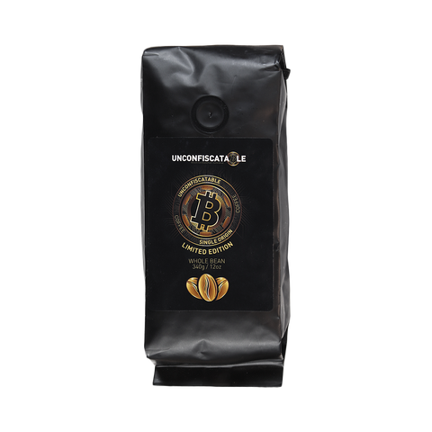 Limited Edition Unconfiscatable Whole Bean Coffee