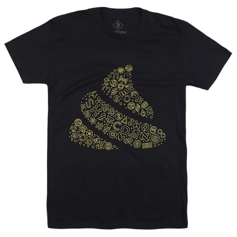 Shitcoins Black T-Shirt