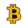 Bitcoin BTC Soft Enamel Pin