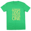 Above Green T-Shirt