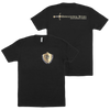 Understanding Bitcoin Small Logo Black T-Shirt