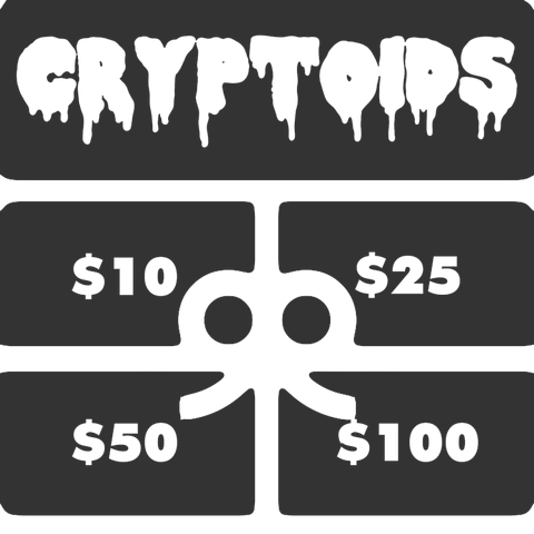 CRYPTOIDS Gift Card