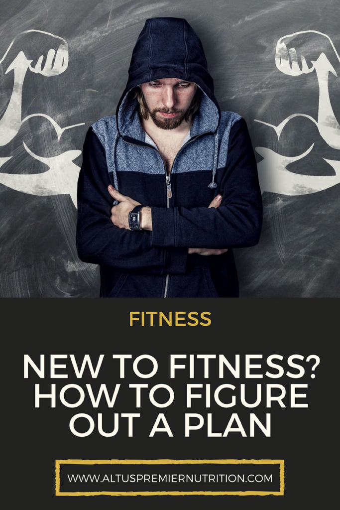New to Fitness? How to Figure Out a Plan