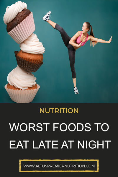 Worst Foods to Eat Late at Night