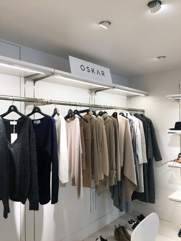 OSKER Bringing Australian Fashion  To The World