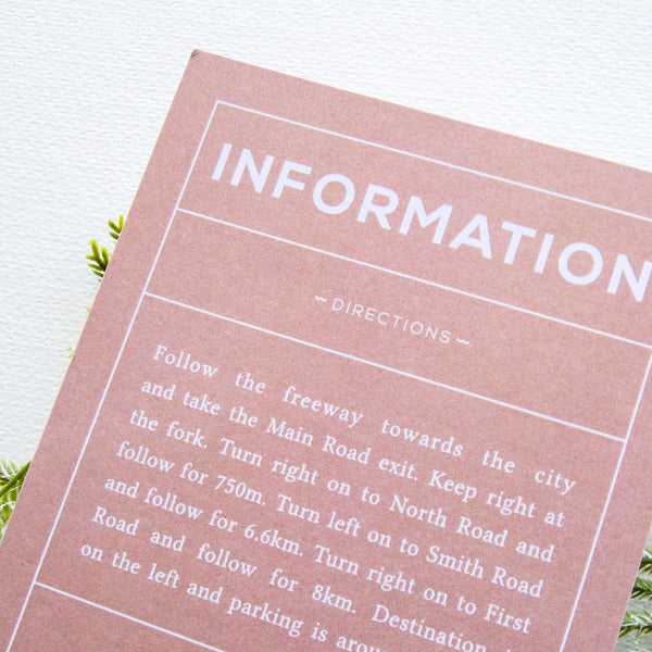 Vivid Dreams Details Card - That Paper Girl