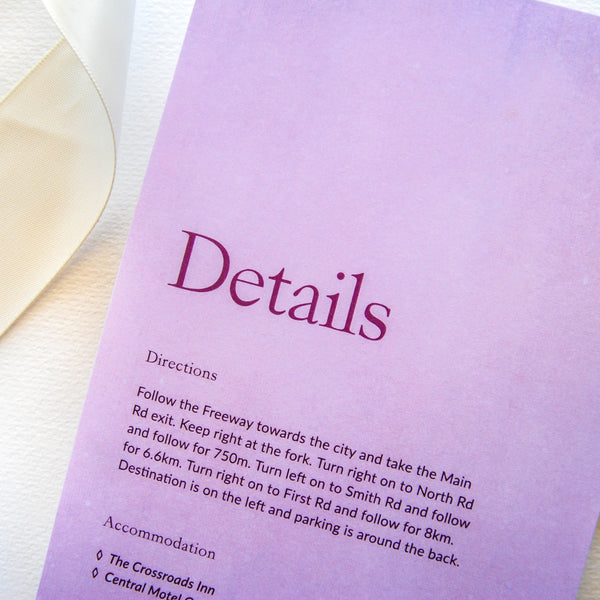 Kaleidoscopic Dreams Details Card - That Paper Girl