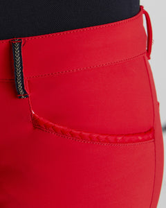Dada Sport Giovani Breeches- Red