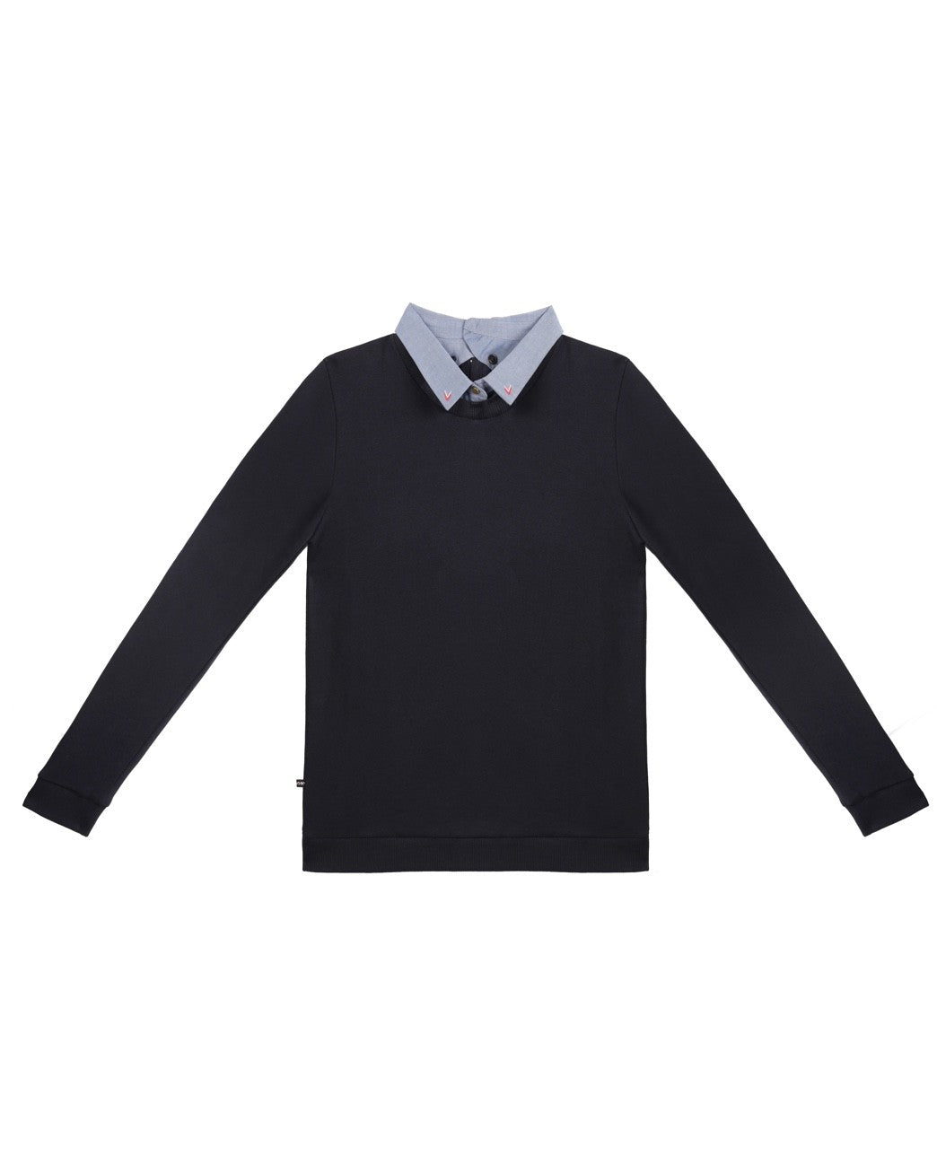 Dada Sport Pirate Removable Collar Sweater