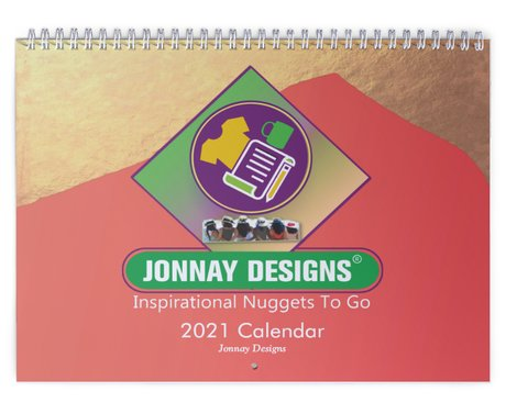 Classic Mixed Colors Wall Calendar 2021