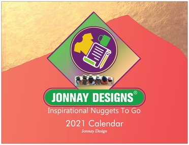 Mixed Colors Mini Wall Calendar 2021
