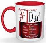 Father's Day Coffee Mug - 11 oz-Coffee Mug-Jonnay Designs LLC-Jonnay Designs™
