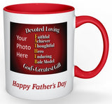 Father's Day Coffee Mug - 11 oz-Coffee Mug-Jonnay Designs, LLC-Jonnay Designs™