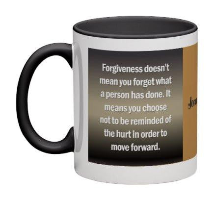 Forgiveness Coffee Mug - 11 oz-Coffee Mug-Jonnay Designs®-Jonnay Designs™