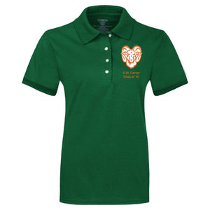 Class Reunion Polo T-Shirt (Full Color Transfer)