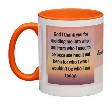 God I Thank You Coffee Mug - 11 oz-Coffee Mug-Jonnay Designs, LLC-Jonnay Designs™