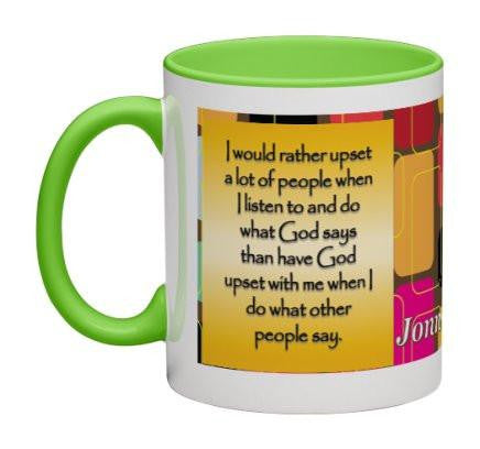 I Would Rather Coffee Mug - 11 oz-Coffee Mug-Jonnay Designs™-Default Title-Jonnay Designs™