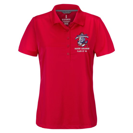 Class Reunion Polo T-Shirt (Embroidery Print)-T-Shirt-Jonnay Designs LLC-Jonnay Designs™