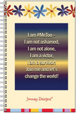 MeToo Notebook-Notebook-Jonnay Designs LLC-Jonnay Designs™