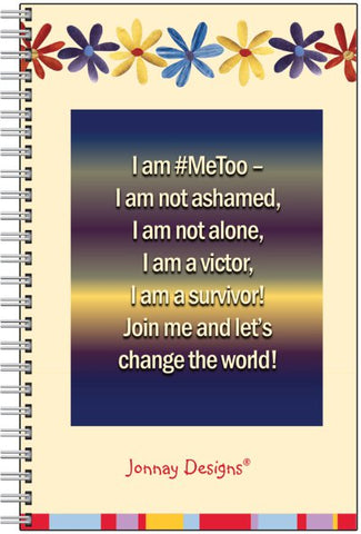 MeToo Notebook-Notebook-Jonnay Designs, LLC-Jonnay Designs™