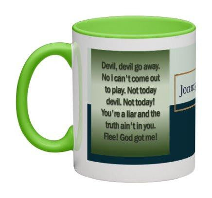 Not Today Devil Coffee Mug - 11 oz-Coffee Mug-Jonnay Designs LLC-Jonnay Designs™