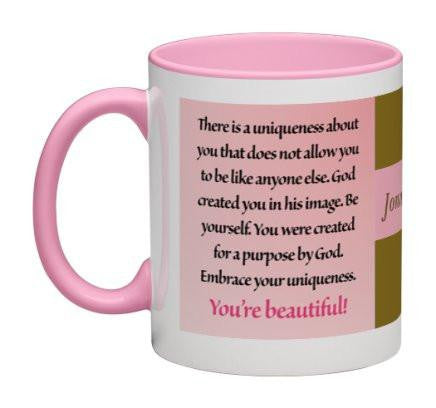 Uniqueness About You Coffee Mug - 11 oz-Coffee Mug-Jonnay Designs®-Jonnay Designs™