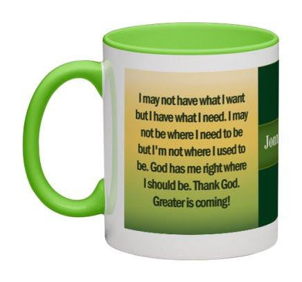 Where I Should Be Coffee Mug - 11 oz-Coffee Mug-Jonnay Designs, LLC-Jonnay Designs™