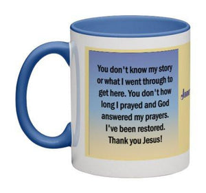 You Don' Know Coffee Mug - 11 oz-Coffee Mug-Jonnay Designs, LLC-Jonnay Designs™