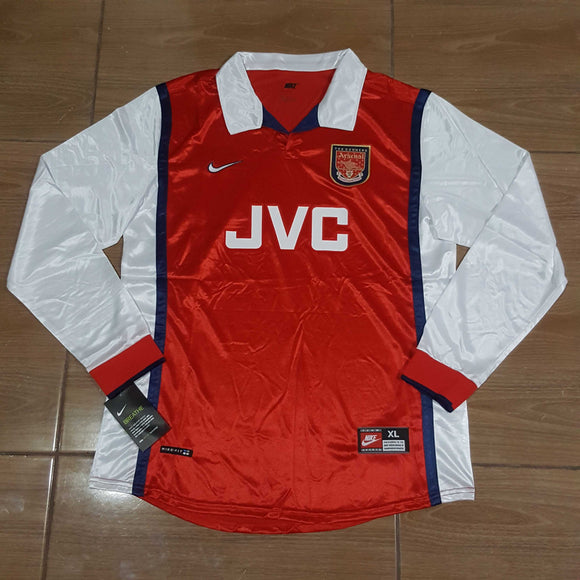 official photos 1318c 617a8 Arsenal Classic Shirts – Classic Football Jersey