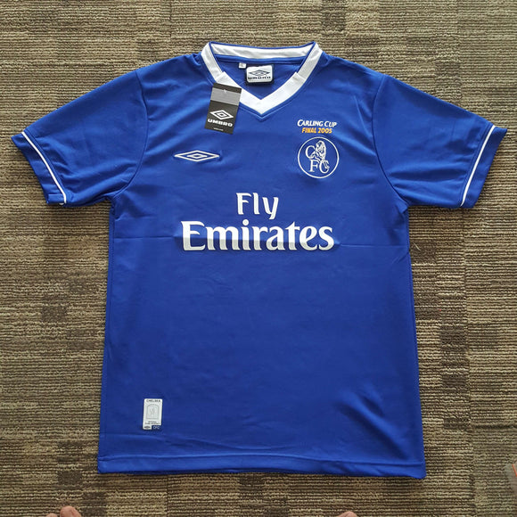 official photos 74b85 84867 Chelsea Classic Shirts – Classic Football Jersey