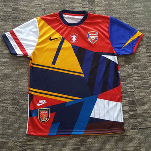 best service 60e07 e1a84 10th Nike Arsenal Commemorative Shirt (1994-14) – Classic ...