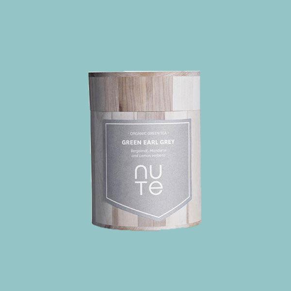 Losse Thee: Green Earl Grey 100gr