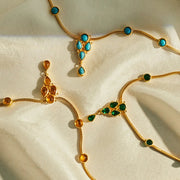 choker_emerlad_amber_turquoise_goldplated_necklace