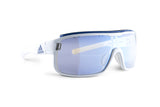 Zonyk Pro White Shiny/ Vario Blue Mirror