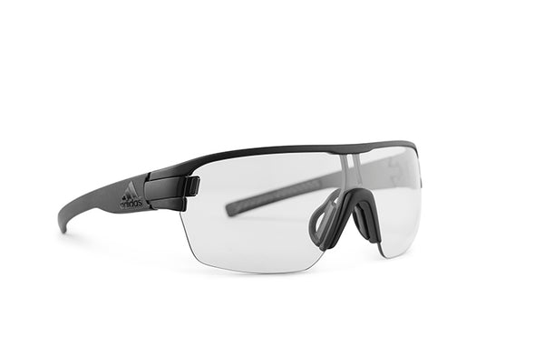 Zonyk Aero Black Matt/ Vario Clear - Grey