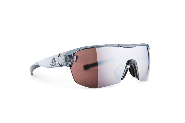 Zonyk Aero Midcut Grey Transparent Shiny/ LST Active Silver