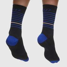 Channel Sock Black