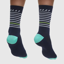 Channel Socks Navy