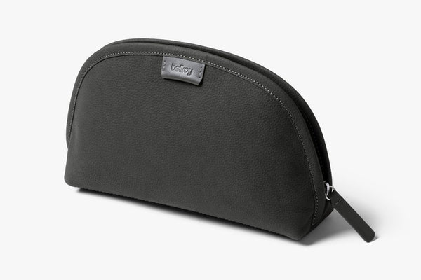 Classic Pouch - Leather Nuback