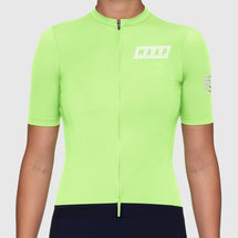 Women's Encore Pro Base Jersey Citron