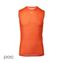 Essential Layer Vest Zink Orange