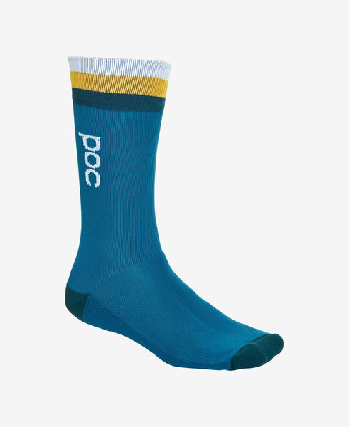 Essential Mid Length Sock Antimony Blue