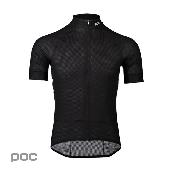 Essential Road Light Jersey Uranium Black