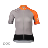 Essential Road W's Jersey Granite Grey/Zink Orange