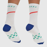 Line Dot Socks