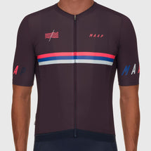 Nationals Pro Jersey Mulberry