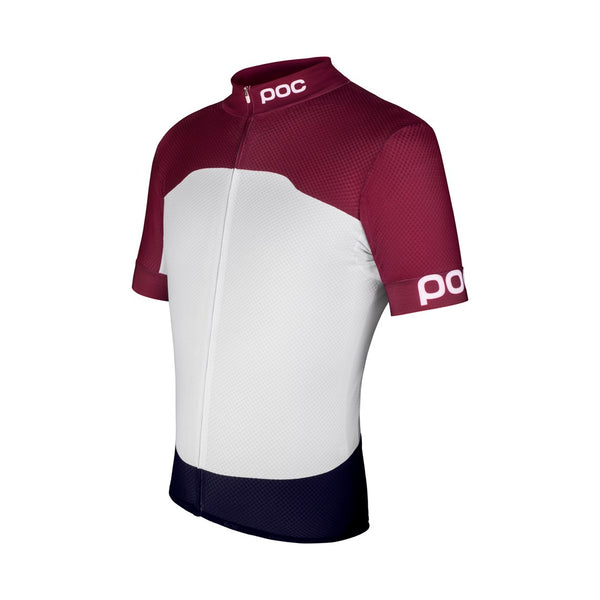 Raceday Climber Jersey Granate Red/ Hydrogen White