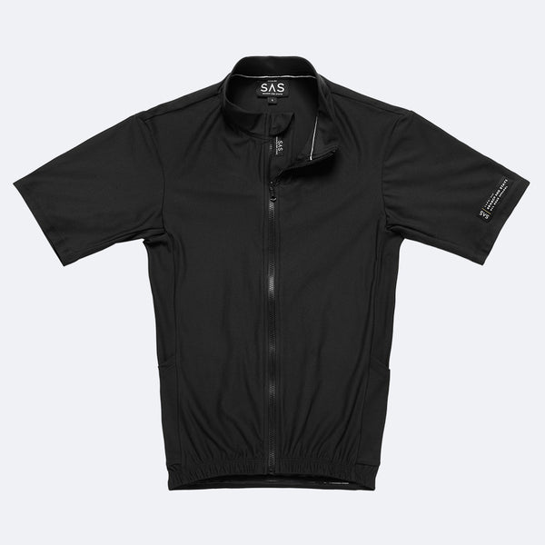 S2-R Performance Jersey Black