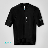 Stealth Race Fit Jersey Black